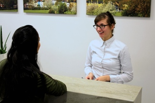 Following your appointment, our friendly reception team will gladly assist you in arranging your next visit, if needed.